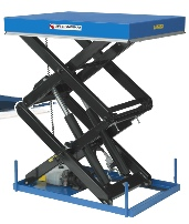 Lifting Tables - Hydraulic scissor lift tables